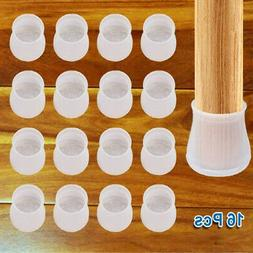 10pc Soft Silicone Cups Floor Furniture Protection Sofa Chai