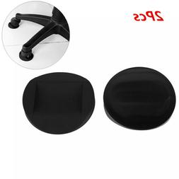 set of 2 rubber caster cups furniture