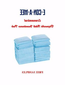 """300ct 17x24"""" Incontinence Pads Mattress/Furniture Protectors"""