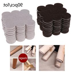 90pcs/lot Chair Leg Pads Floor Protectors Table Covers Botto