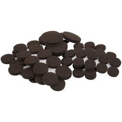 SoftTouch Self-Stick Furniture Felt Pads Value Pack for Hard