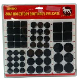 Assorted Stick On Small Foam Furniture Protector Pads Bottom