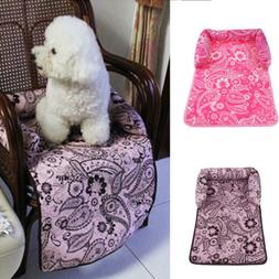 Cotton Pet Dog Sofa Couch Cover Bed Car Seat Cover Furniture