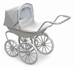 """Doll Stroller Jogger Fits 18"""" Dolls Push Behind W/ Padded Ma"""