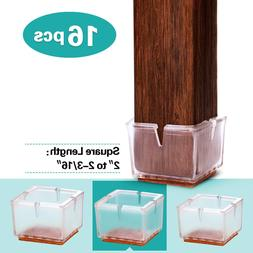 Extra Large Chair Leg Floor Protectors With Felt Furniture P