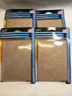 6x4-1/2 Hd Felt Guard Pads