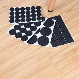 For Furniture Chair Table Leg Cap Feet Rubber Pads Cover Flo
