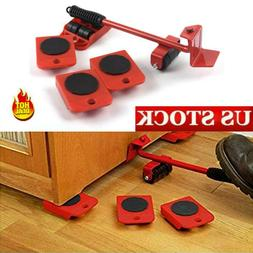 Furniture Lifter with 4 Sliders Glider Pad for Easy and Safe