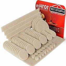 X-PROTECTOR Premium Pack Furniture Pads 101 piece! Furniture