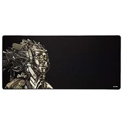 JIALONG Gaming Mouse Pad Large XXL 900x400x3mm Thick Extende