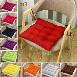 Indoor Outdoor Soft Chair Seat Cushion Pad Garden Dining Roo