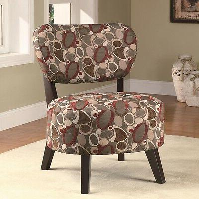 900425 accent seating chair with padded seat