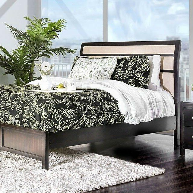 Queen Bed Finish