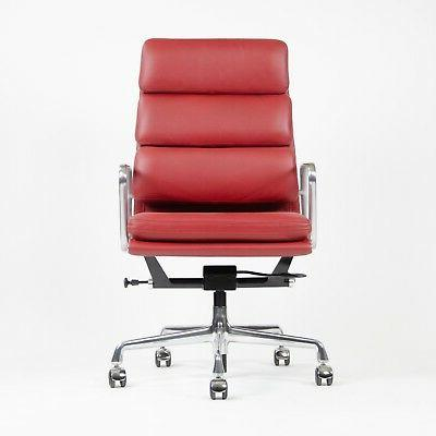 NEW 2017 Eames Miller High Pad Alu 14x Edelman Leather