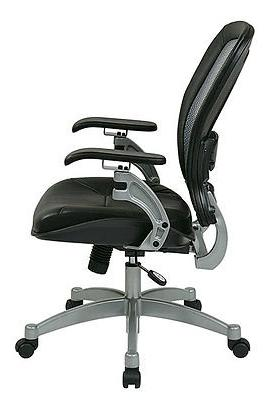 Space Seating Professional with Leather Seat