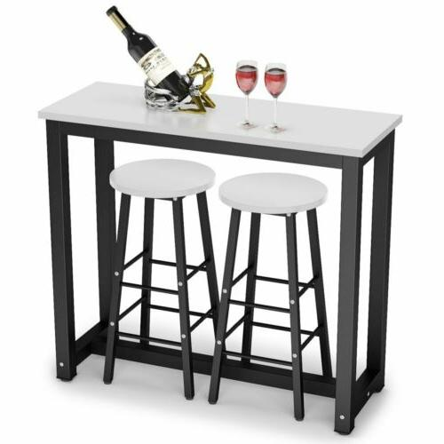 pub dining table padded stool dining seating