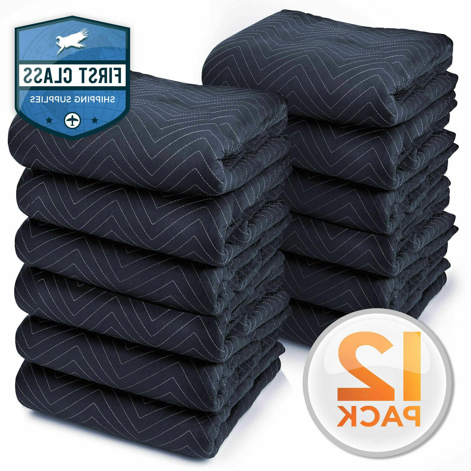 ultra thick pro moving blankets furniture pads