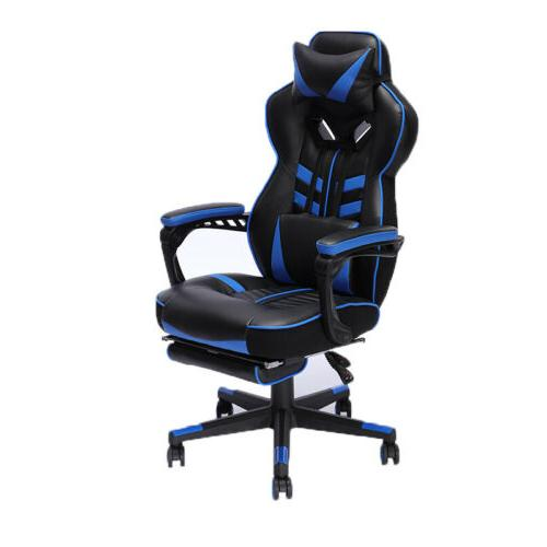 Upgraded Version Racing Chair Computer Chairs