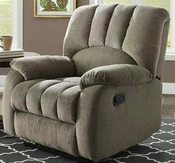 Large Recliner Chair Wide Home Furnishings Big and Tall The