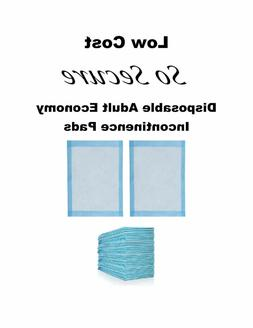 """LOW COST 200-23x24"""" So Secure 3-Layer Incontinence Furniture"""