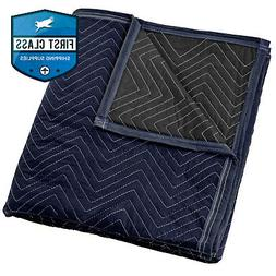 "Moving Blanket Furniture Pad - Pro Economy - 80"" x 72"" Navy"