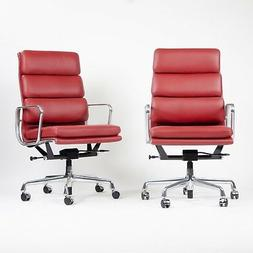 NEW 2017 Eames Herman Miller High Soft Pad Alu Desk Chairs 1