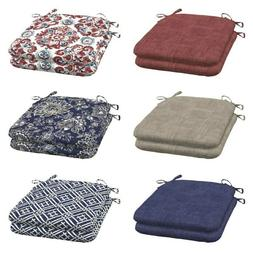 Outdoor Dining Patio Seat Cushions Set Pad UV & Fade Resista