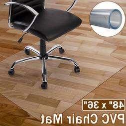 PVC Home Office Chair Desk Mat Furniture Pad Protector for H