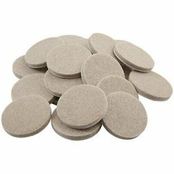softtouch 4718395N Heavy Duty Felt Furniture Pads to Protect