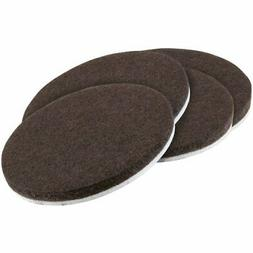 softtouch 4723695N Heavy Duty Felt Furniture Pads to Protect