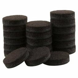 softtouch 4728595N Heavy Duty Felt Furniture Pads 3/4 Inch-P