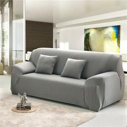 Stretchy Sofa Pads Simple Soft Solid Color Furniture Protect